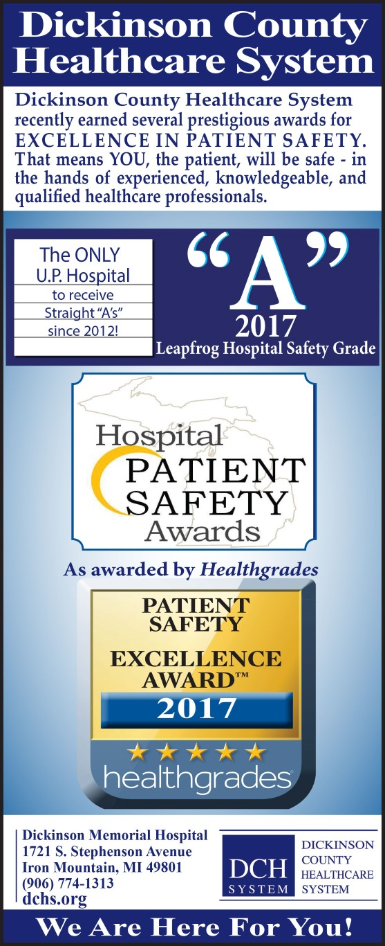 Dickinson County Healthcare System   Results Broadcasting - Autumn